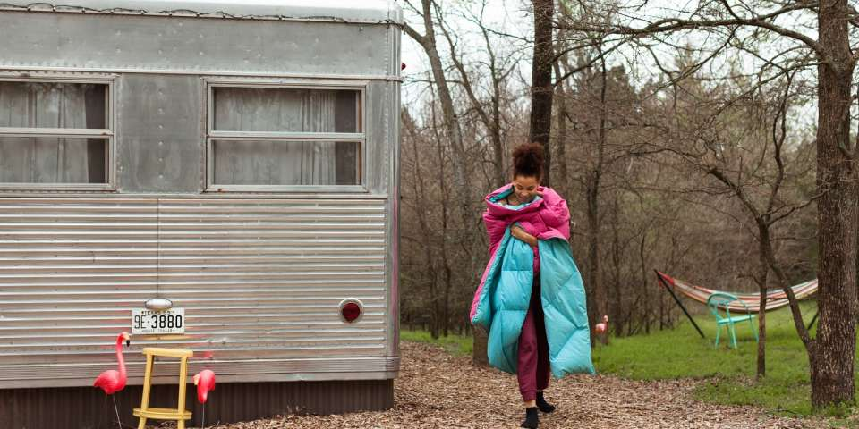Girls' Glamping Weekend at Tin Can Acres 🎉
