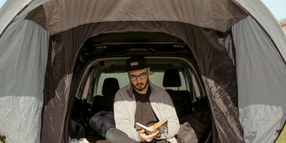 Camping Solo: One Is Greater Than None