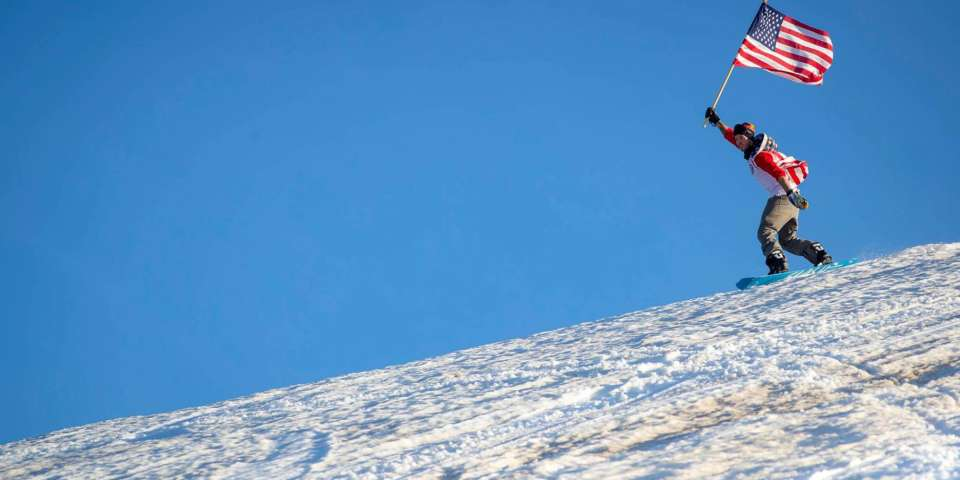 Camping and Skiing: A Fourth of July Tradition