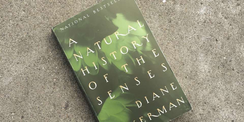 A Natural History of the Senses: May's Outdoor Book of the Month Club + Giveaway