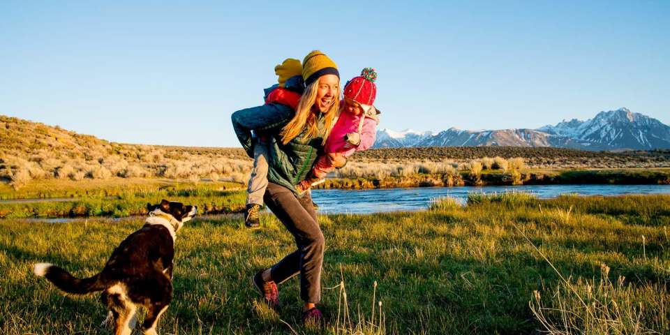 Top 10 #AdventureMoms to Follow on Instagram this Mother's Day