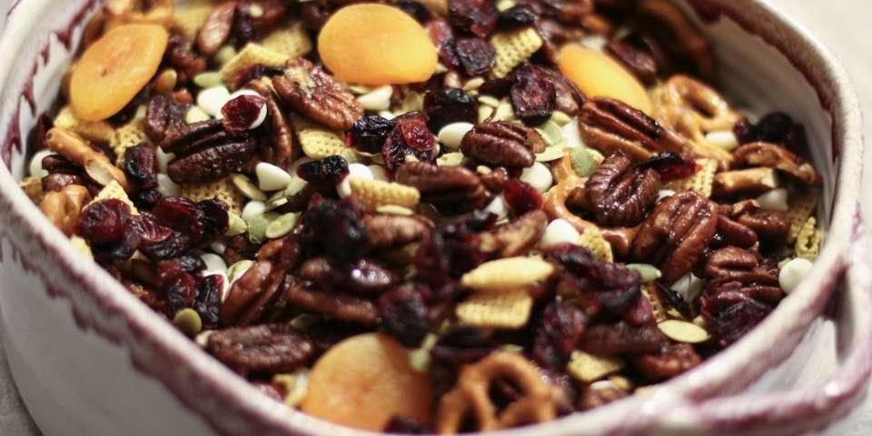 Harvest Trail Mix Recipe