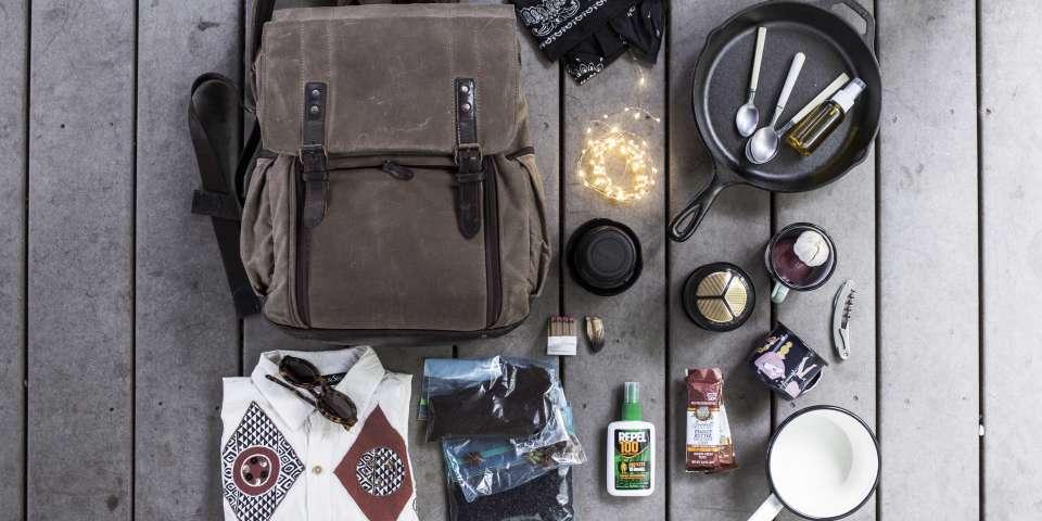 A Basic Camping Checklist