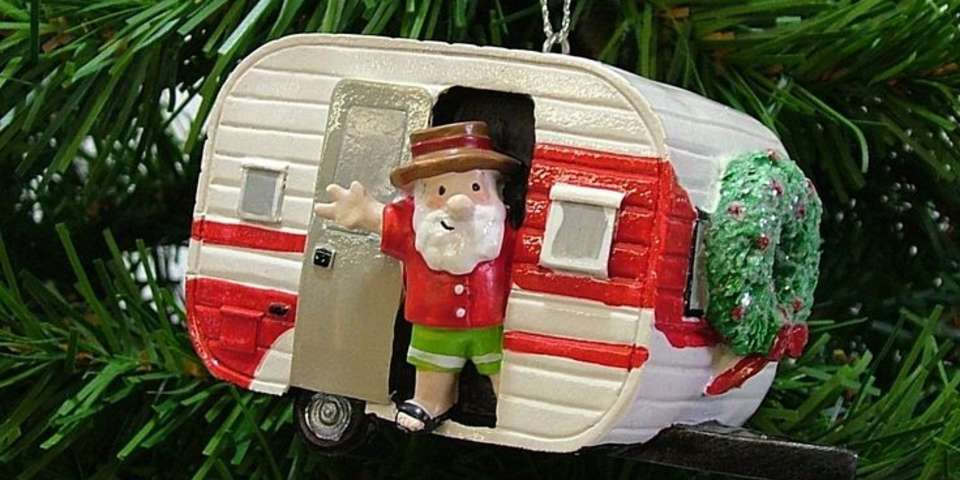 Camping-Themed Ornaments Every Tree Needs This Holiday Season