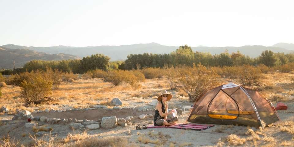The Tent Commandments' Top 5 Tips for Choosing a Campsite