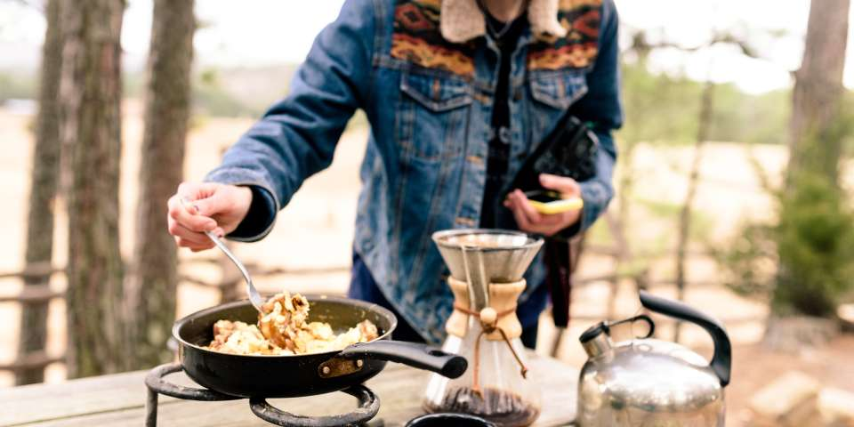 Calling All Camp Chefs: Share Your Recipes!