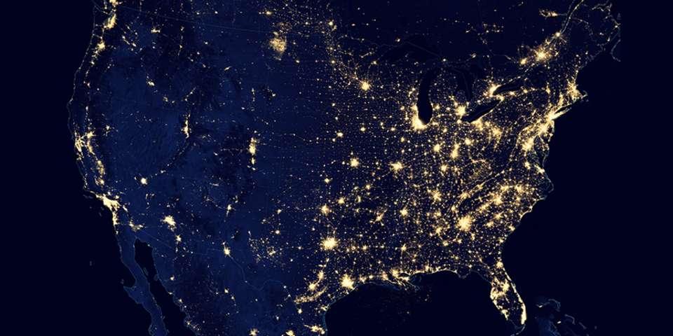 Hipcamp Creates First-Ever Dark Skies Camping Map