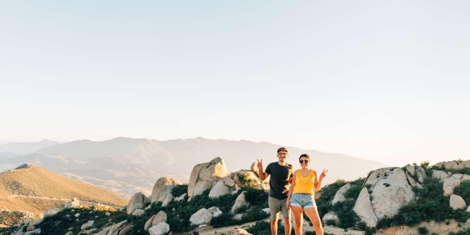 Honeymoon Destinations: Camping Edition