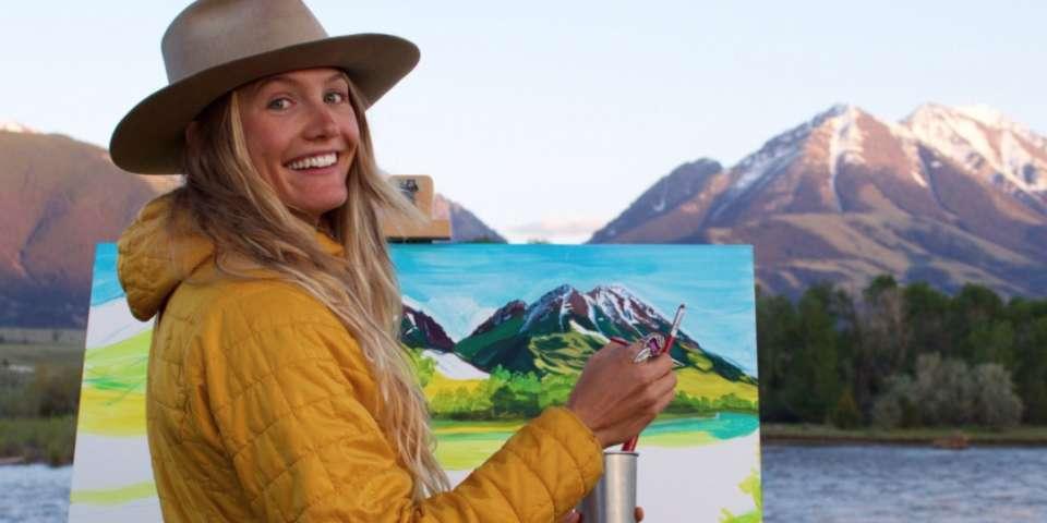 Women Who Wild: Artist Rachel Pohl