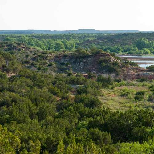 Best Camping Near Copper Breaks State Park Texas With