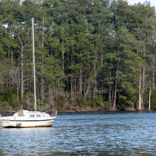 Best camping near hammocks beach state park north for Croatan national forest cabins