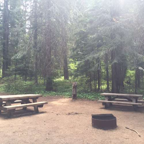 Camping Cabins National Forest Nm: Gifford Pinchot National Forest, WA