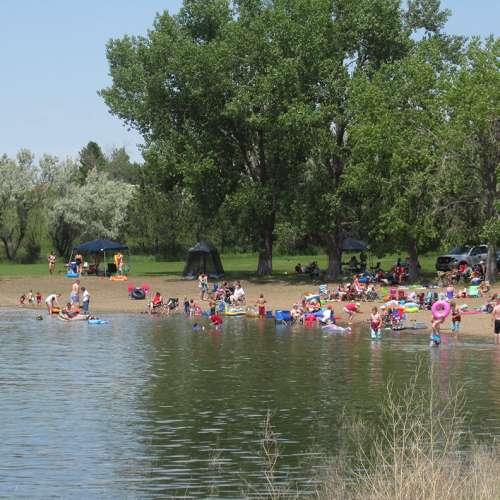 Camping lake district hookup