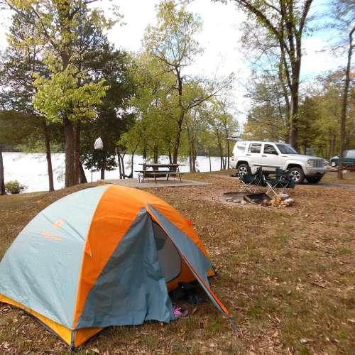Best Camping Near Bennett Spring State Park Missouri With