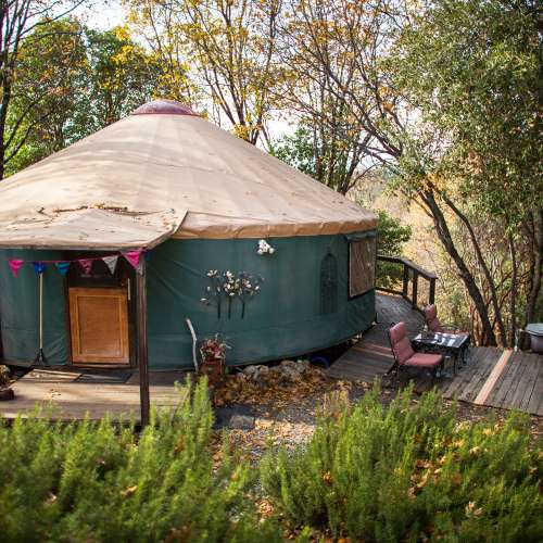 Hipcamp california camping search the best campsite for Yuba river retreat cabins