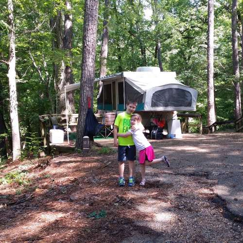 Best Camping Near Natchez State Park Mississippi With