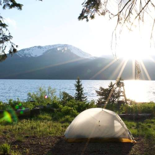 Campground Diamond: Umpqua National Forest, OR