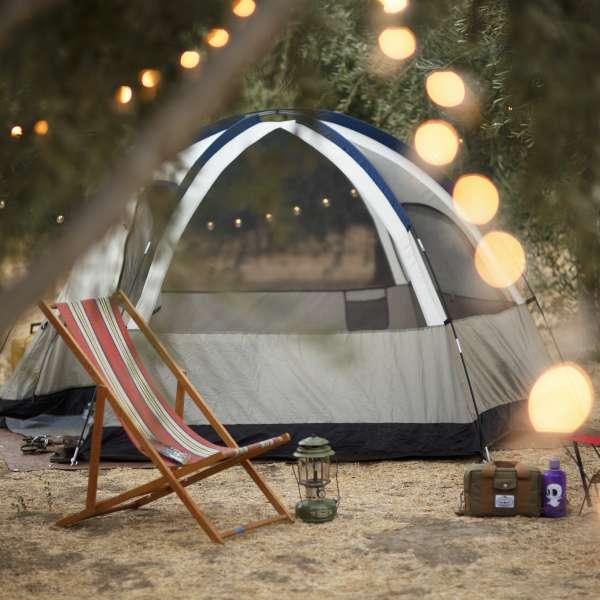 Napa camping