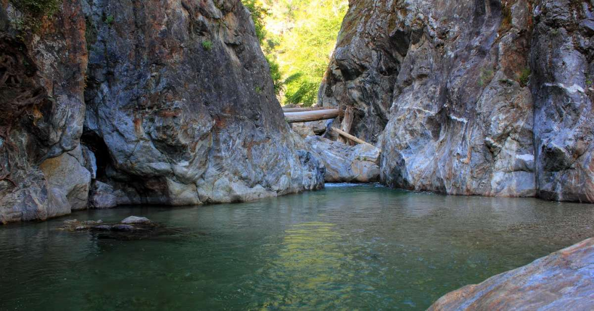 The Best Swimming Holes In The Bay Area Period