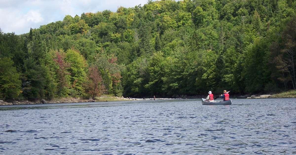 Lake Francis campground, Lake Francis, NH: 1 Hipcamper ...