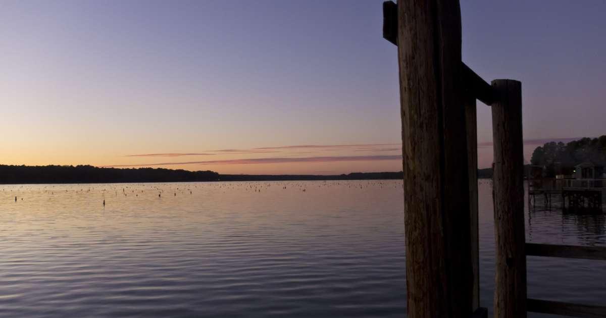 Lake Claiborne State Park Camping