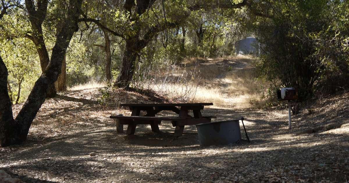 Ponderosa campground los padres ca 1 hipcamper review for Ponderosa cabins california