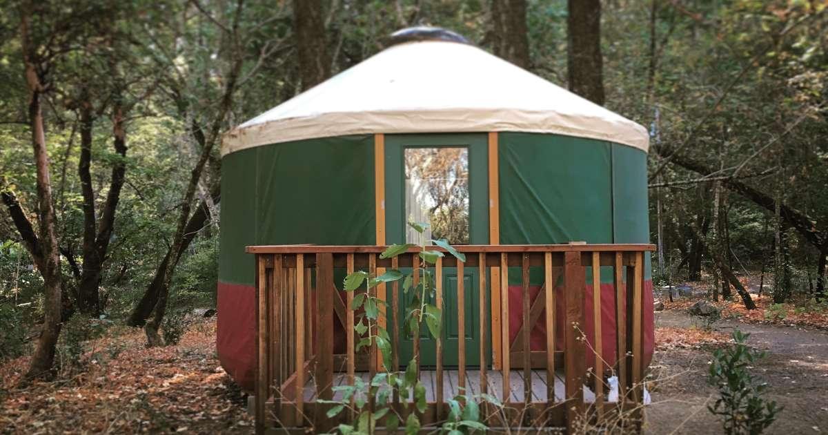 Photos of bothe napa valley campground bothe napa valley ca for Bothe napa cabine