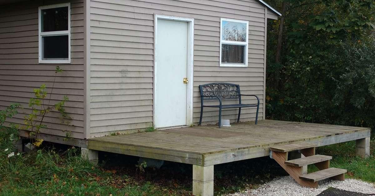Shoreline cabin camp sabroske oh 2 photos for Camp joy ohio cabins