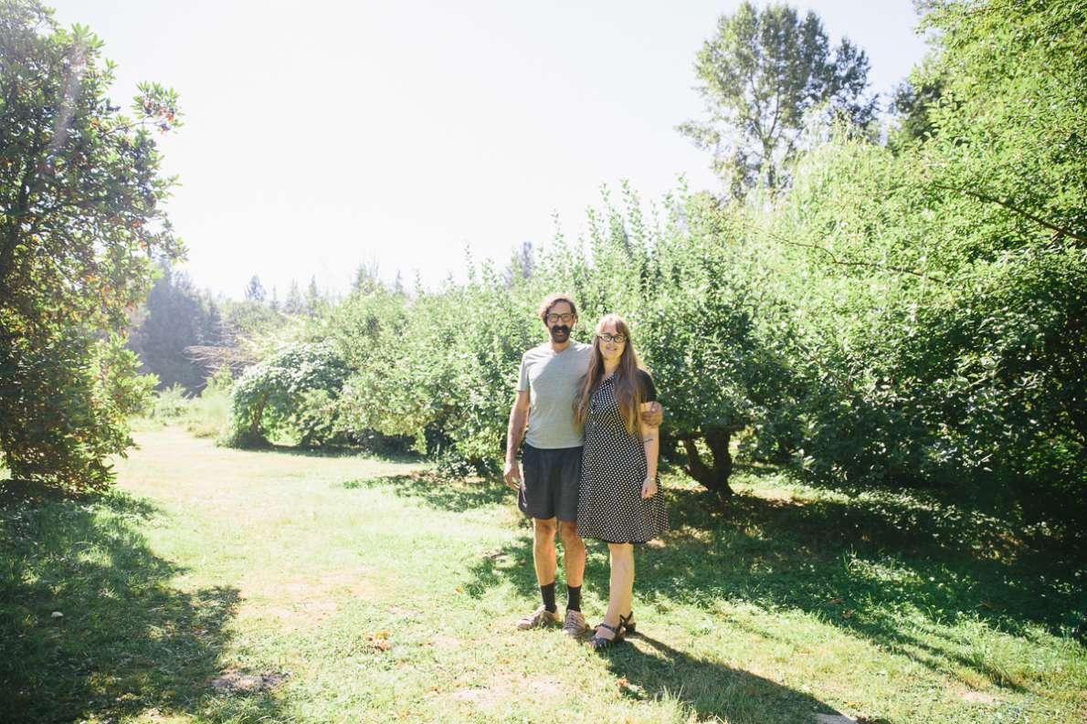 Hipcamp Host Jennie & Robert