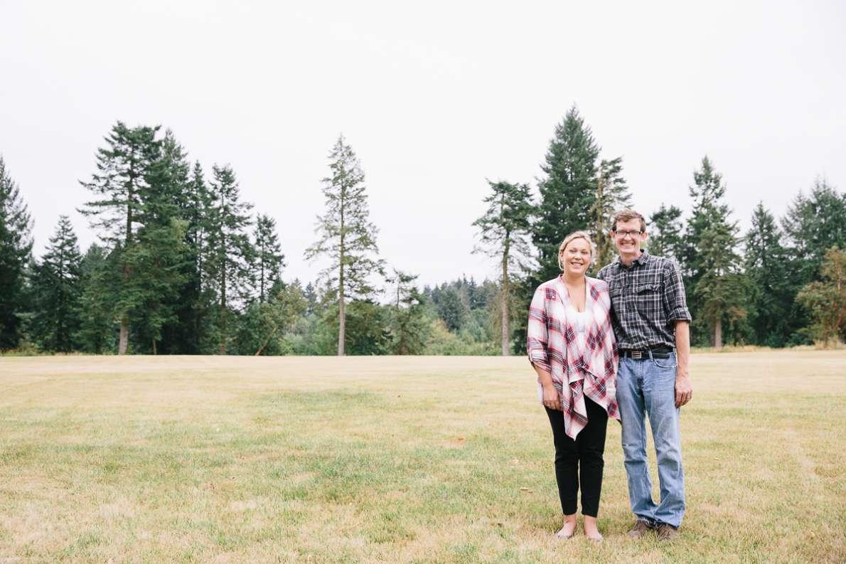 Hipcamp Host Krista & Allen