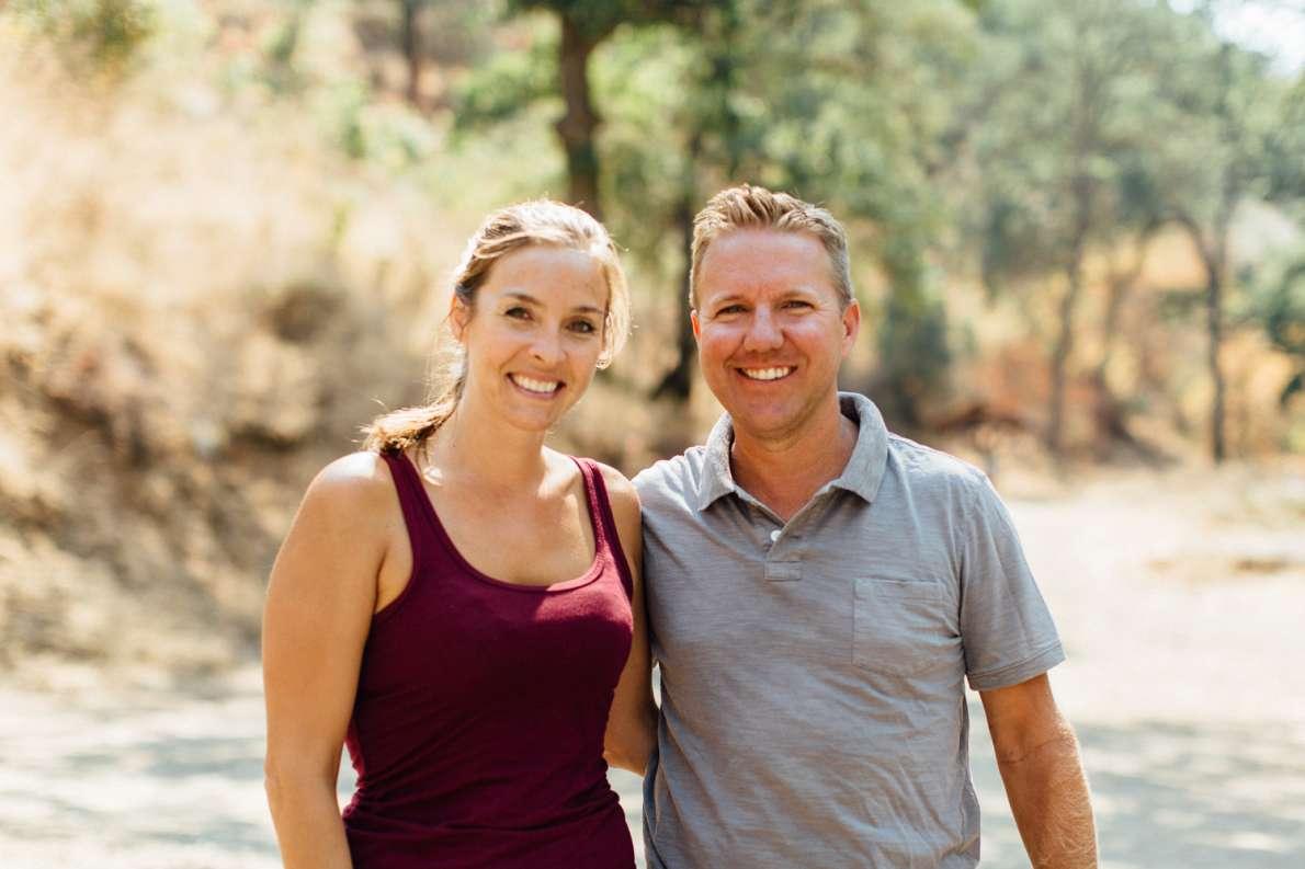 Hipcamp Host Rachel & Trevor