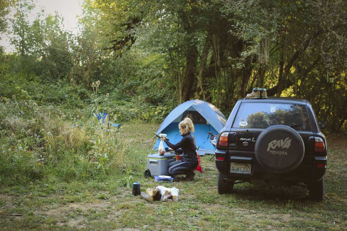 Car Camping: When camping becomes a lifestyle