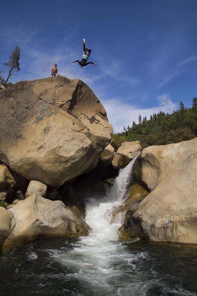 Best Swimming Holes Rope Swings And Waterfalls In