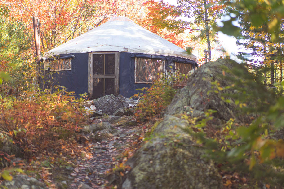 The Best Places to Camp to See Fall Foliage