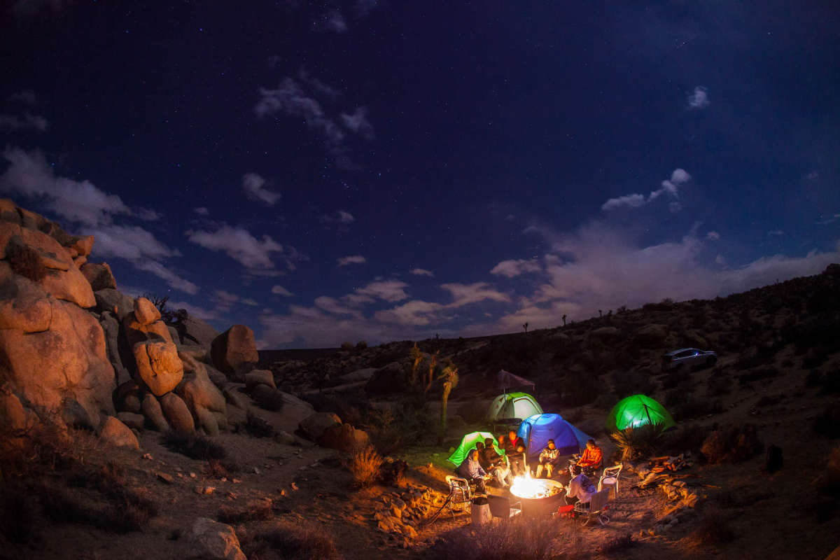 Best Hipcamps Near National Parks