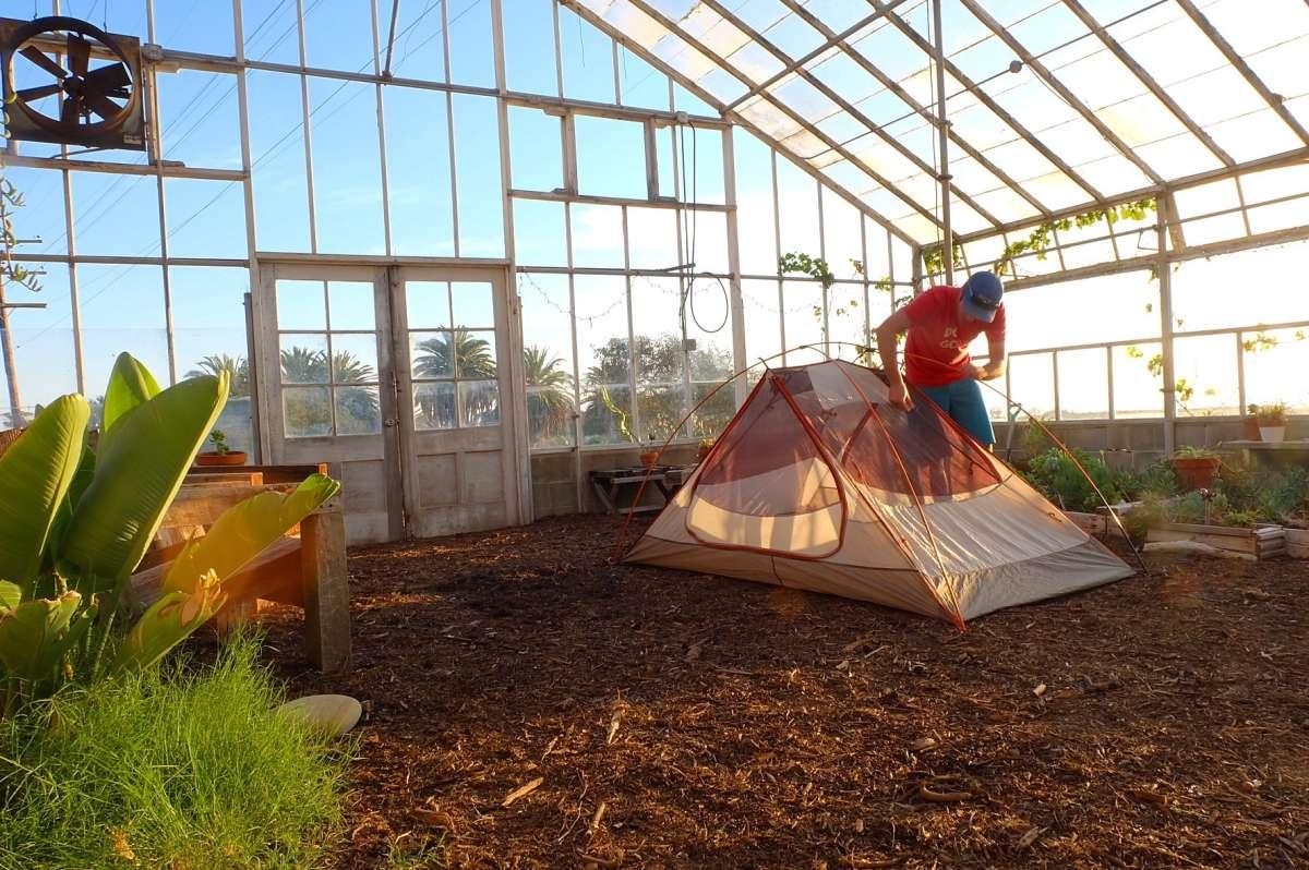California's Most Romantic Camping Retreats