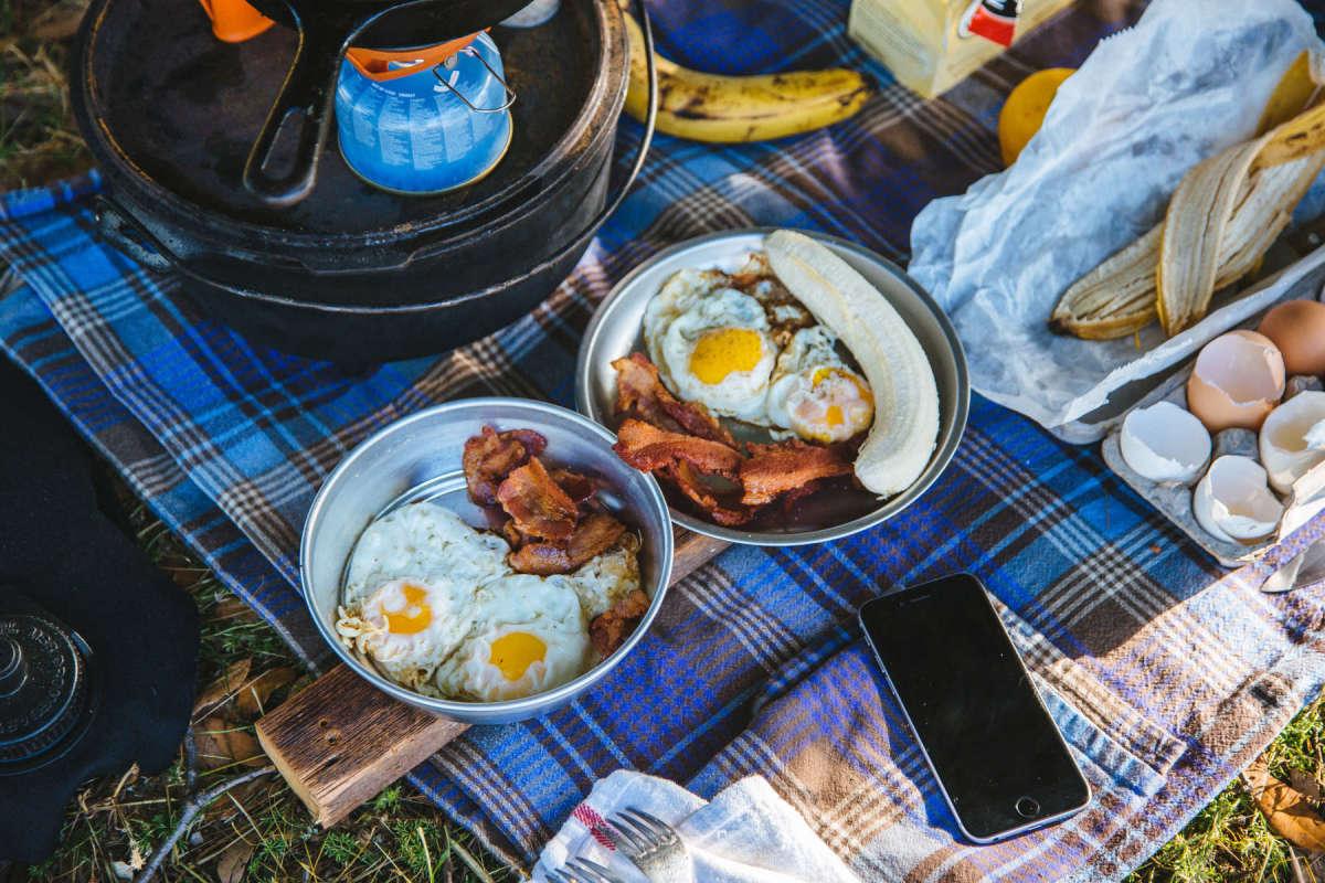 Why I Love Car Camping