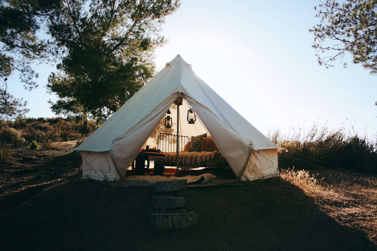 southern california's most romantic camping retreats | hipcamp journal
