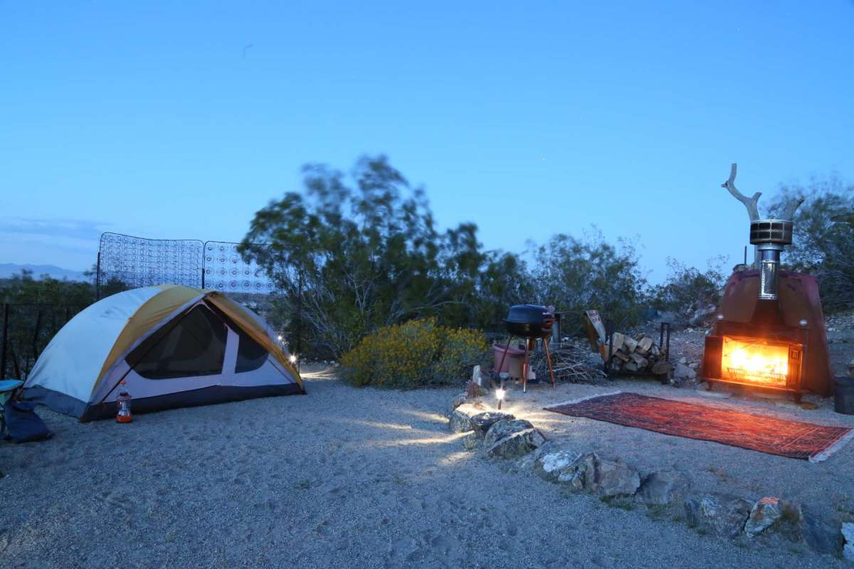 5 Desert Oases Perfect For Fall Camping In California Hipcamp Journal Stories For Campers And Our Hosts