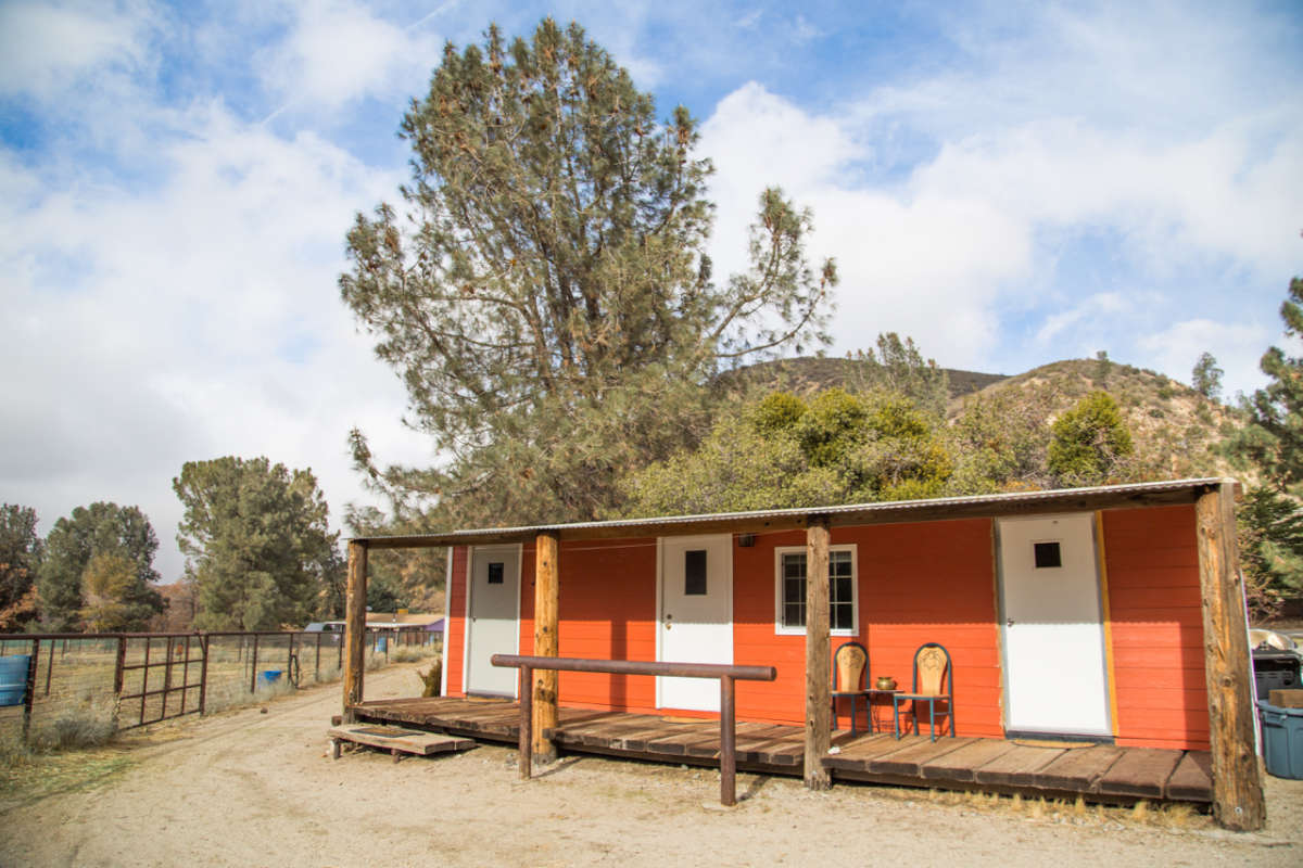 Southern california 39 s most romantic camping retreats for Horse property for rent in southern california
