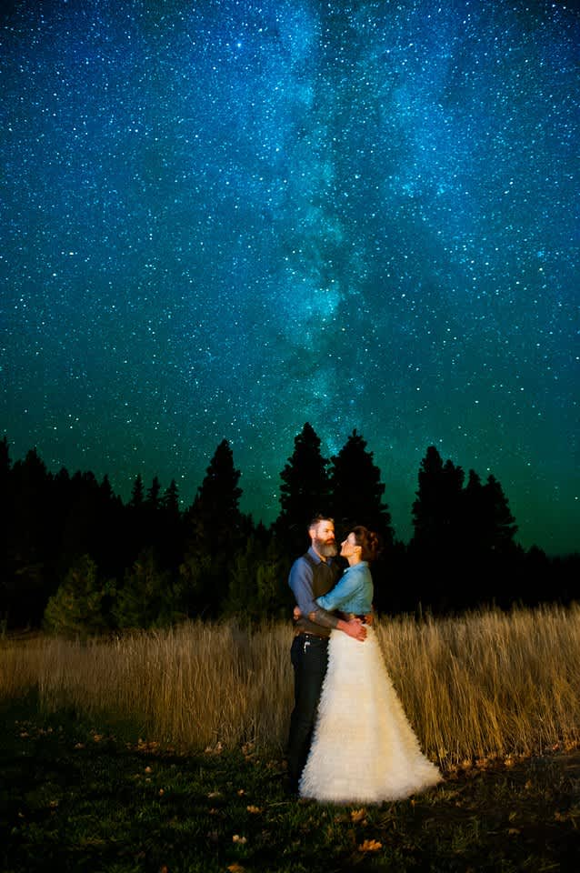 Our Favorite Nature Wedding Photographers