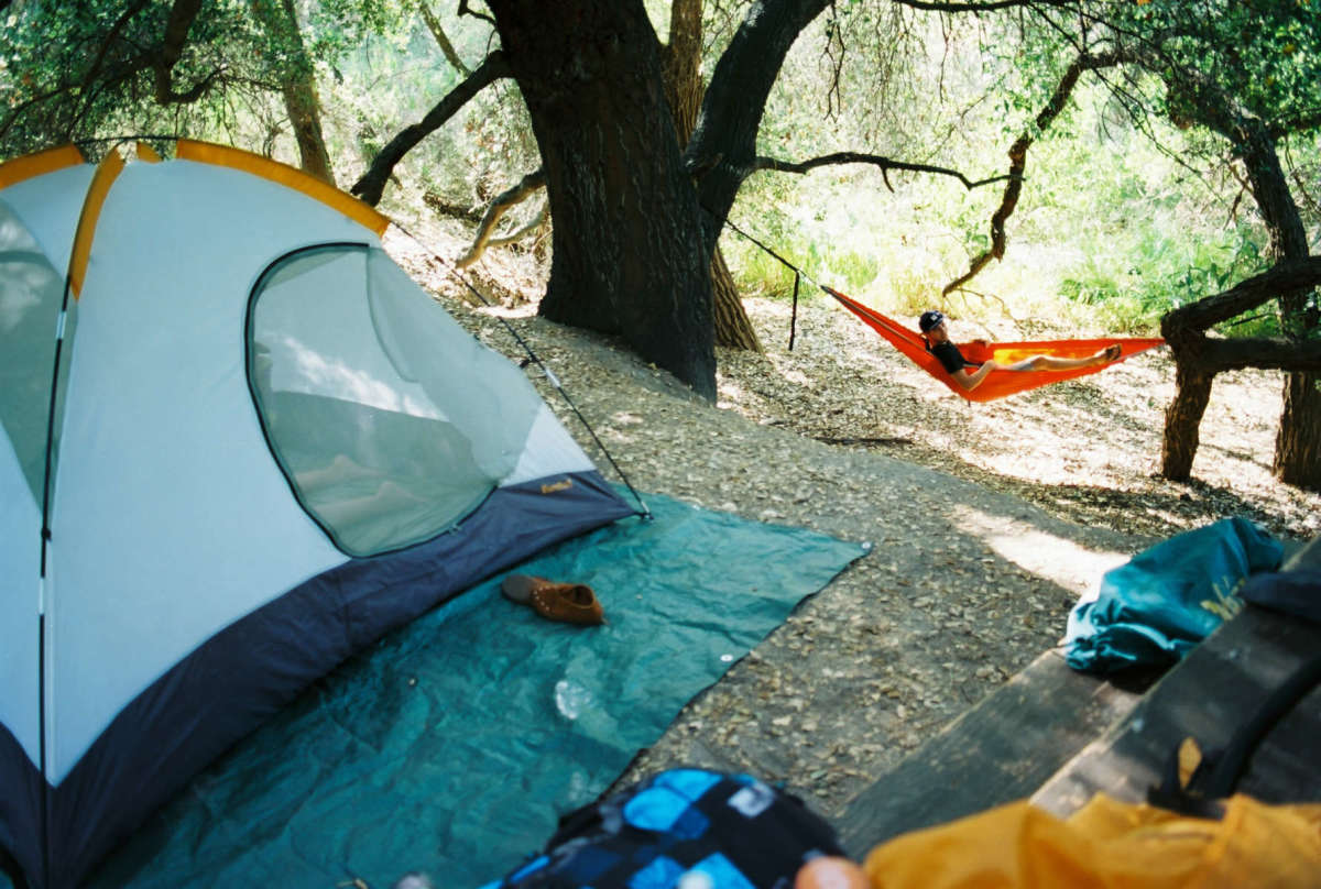 5 Desert Oases Perfect for Fall Camping in California