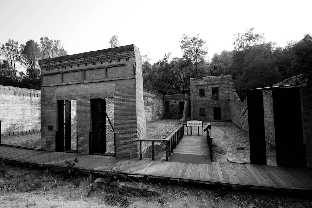 13 spooky ghost towns to camp near this halloween boo for Shasta motors redding california