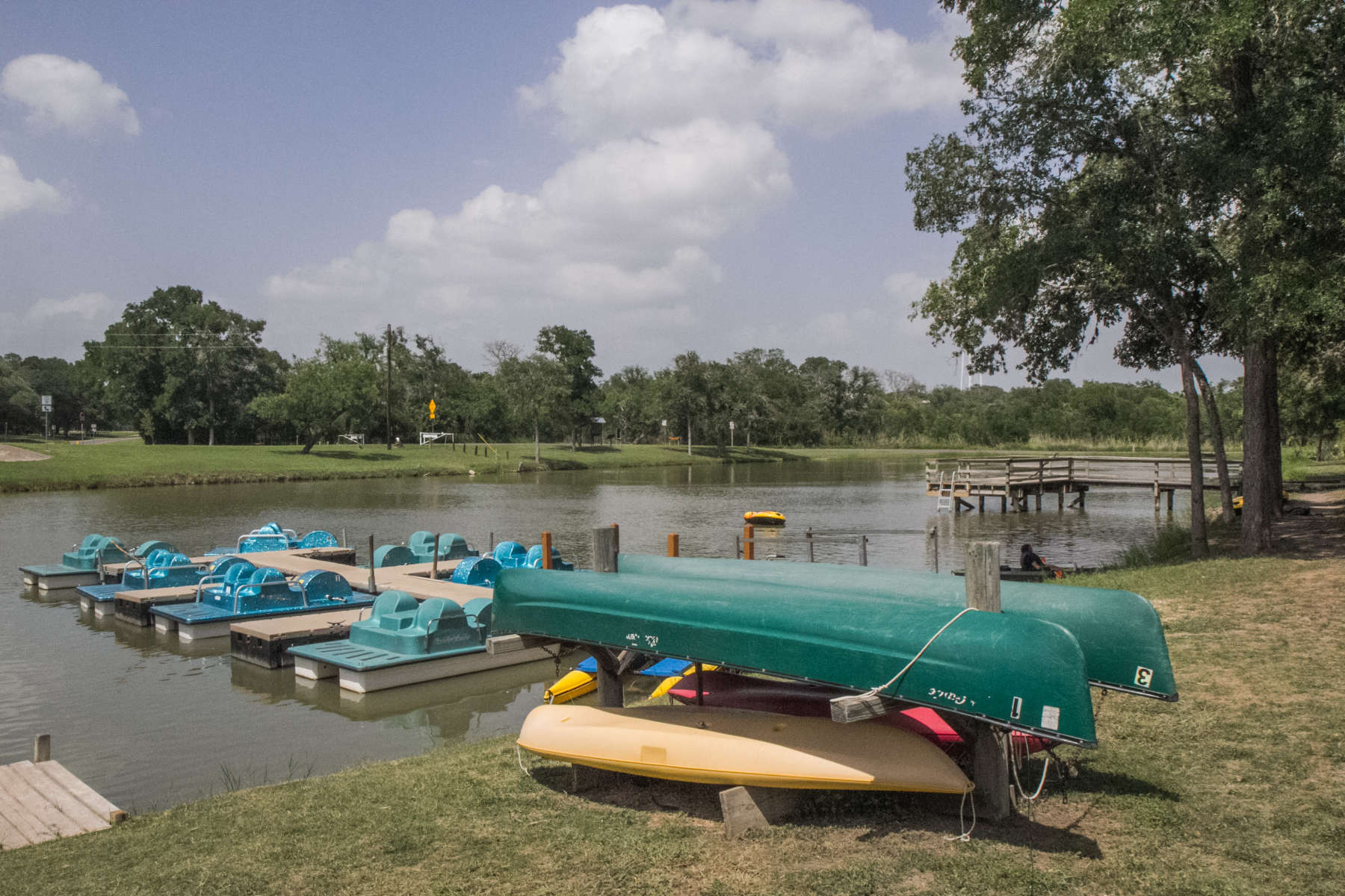 Palmetto state park camping for Texas parks and wildlife fishing report