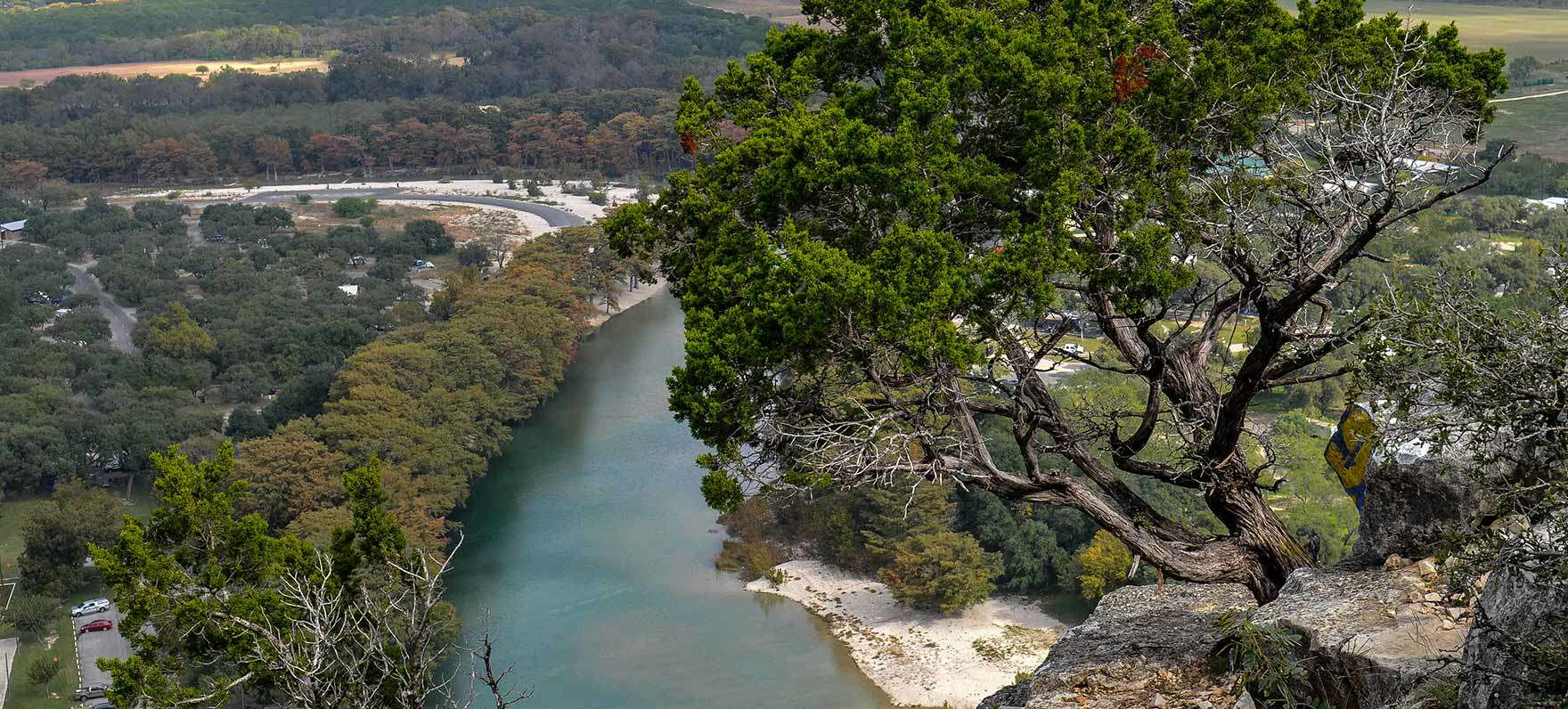 Best camping in and near garner state park for Texas parks and wildlife fishing report