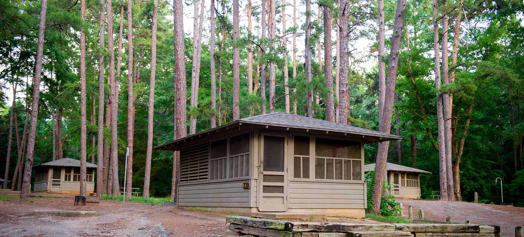 Best Camping In And Near Tyler State Park