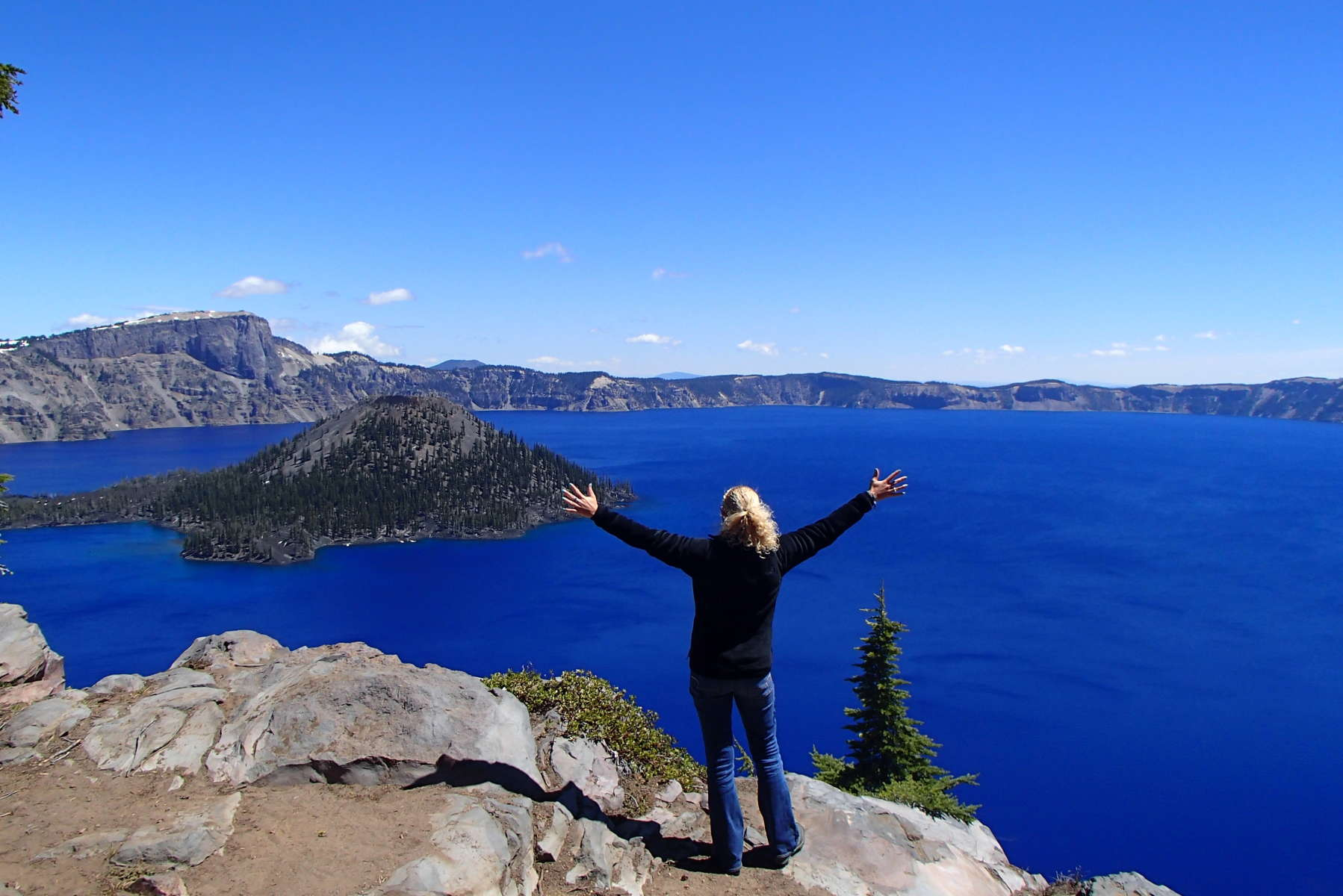 Best Camping In And Near Crater Lake National Park
