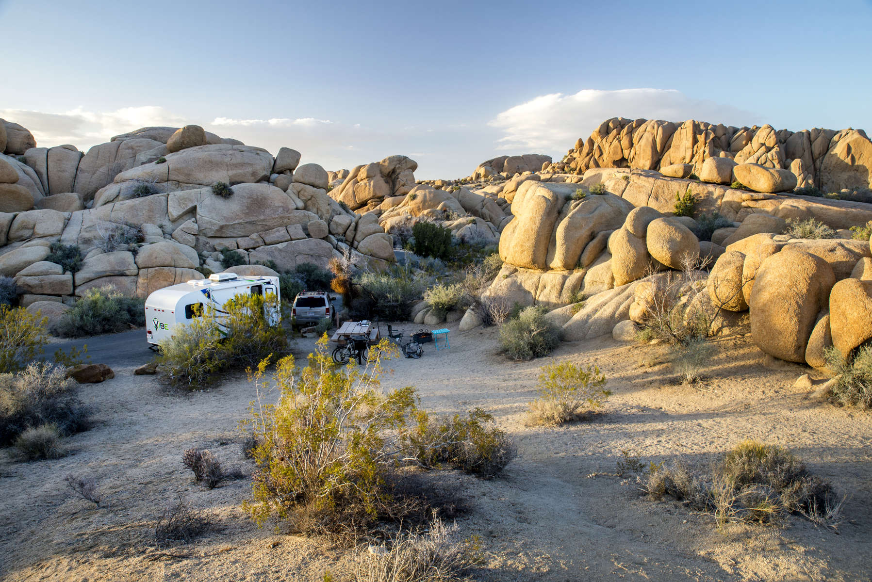 Jumbo Rocks Campground Joshua Tree Ca 44 Hipcamper