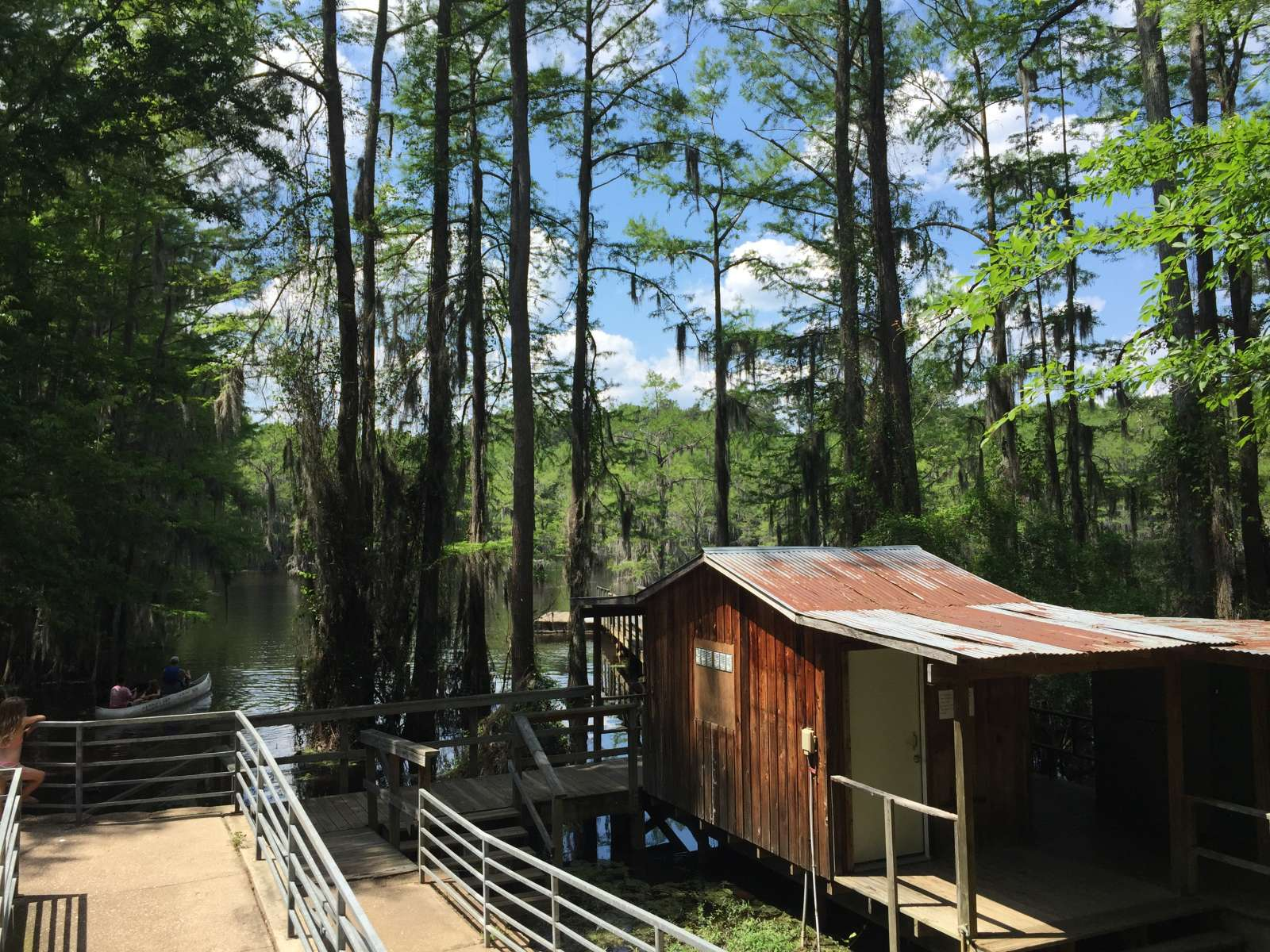 Superieur ... Sarah V.u0027s Photo At Caddo Lake Campground ...