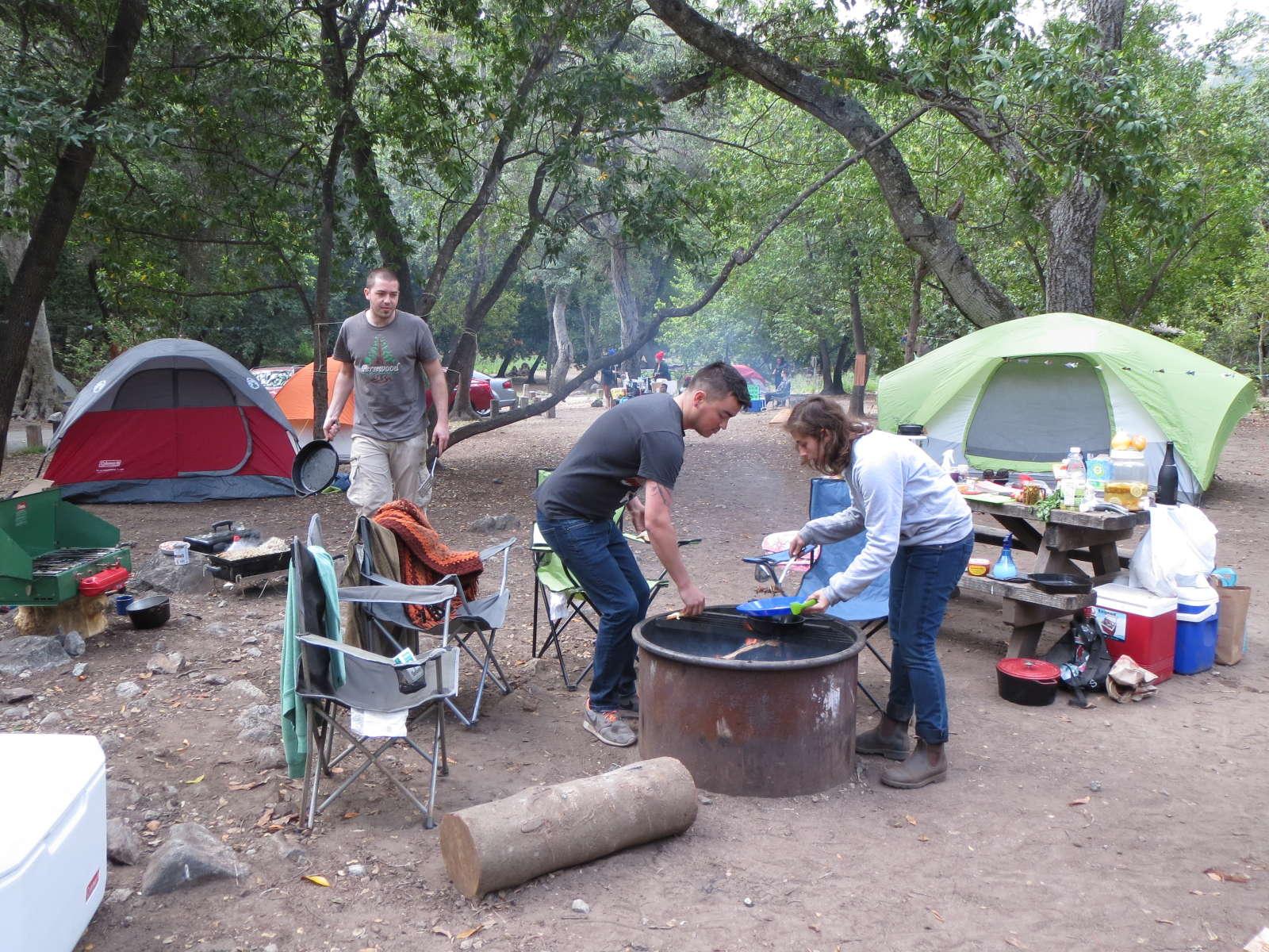 Briana K S Photo At Pfeiffer Sur Campground